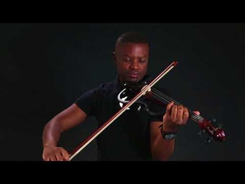 A Luta Continua - Miriam Makeba (Violin Cover by Kabelo Motlhomi)