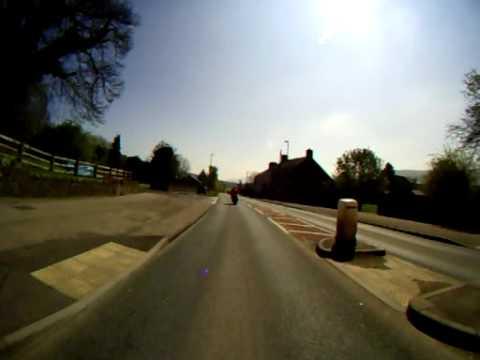 Crickhowell to Abergavenny A40