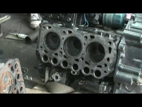 Iseki Engine (part3)