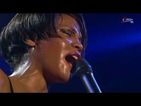 Jesus Loves Me LIVE in Leipzig Germany 1999 Whitney Houston