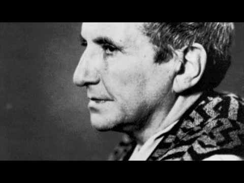 Gertrude Stein reads If I Had Told Him a Completed Portrait of Picasso
