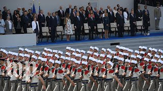 From youtube.com: Trump's plans for military parade are all about his ego {MID-246983}