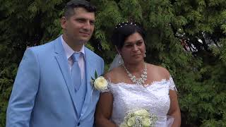 Svatba Věrka a Míra Horvathovi 24. srpen  2019