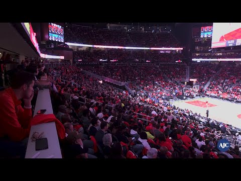 Get An Inside Look At The New State Farm Arena