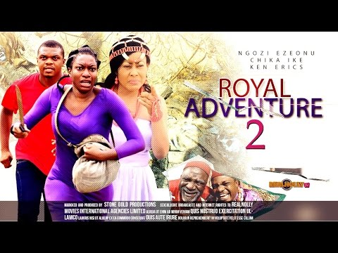 Royal Adventure [Part 2] - Latest Nigerian Movies