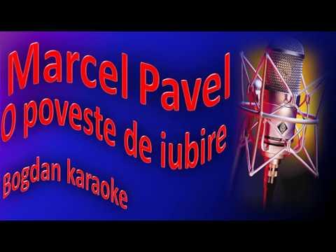 Karaoke Marcel Pavel - O  Poveste De Iubire
