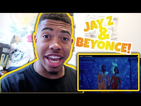 BEYONCE & JAY Z ARE BACK!! APES**T - THE CARTERS | OFFICIAL REACTION & REVIEW!