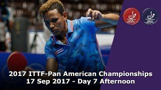 2017 ITTF-PanAm Championships - Day 7 Afternoon thumbnail