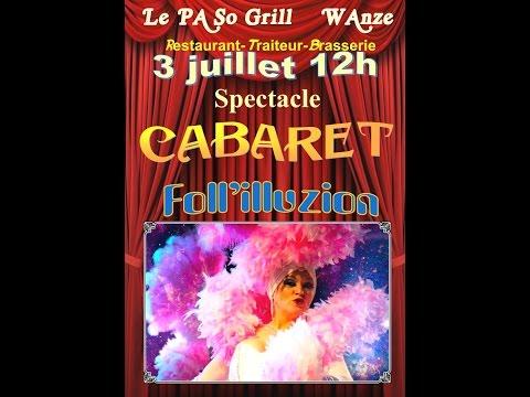 Cabaret Transformiste(FIN)