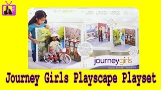 "Journey Girls Playscape Playset REVIEW from Toys""R""Us thumbnail"