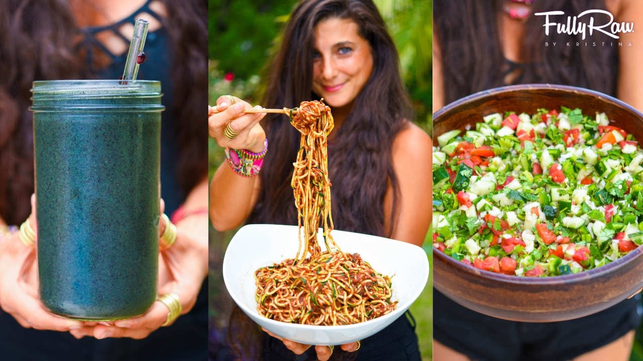 3 fullyraw vegan meals you need to try youtube youtube premium forumfinder Image collections