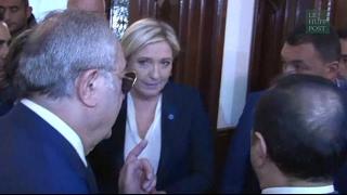 En visite au Liban, Marine Le Pen refuse de se voiler