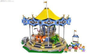LEGO Creator 2017 Carousel review 🎠 10257