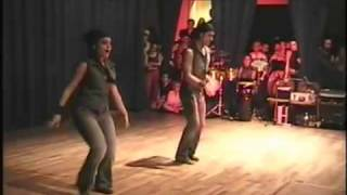 Frankie Martinez & Lori - Welcome to the Party @ Regensburg Salsa Congress 2003