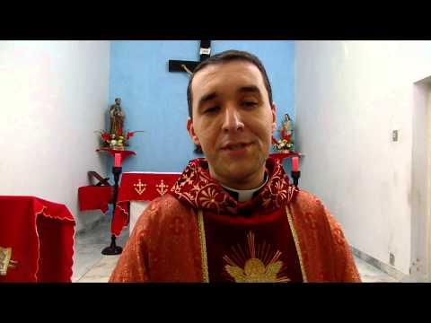 MENSAGEM DO PADRE DIEGO CARVALHO PARA OS PADRES JOSÉ RIAL E CELSO HENRIQUE
