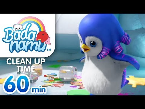 Clean Up Time | Badanamu Compilation