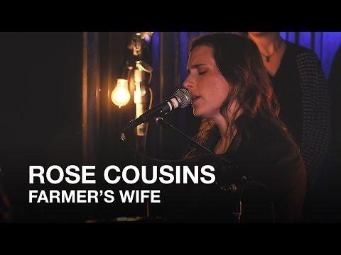 Rose Cousins   Farmer's Wife   Stray Birds
