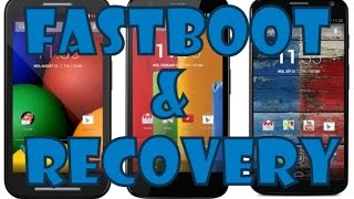 FASTBOOT & RECOVERY STOCK (Hard Reset) Moto E / G / X 1° 2° Generacion