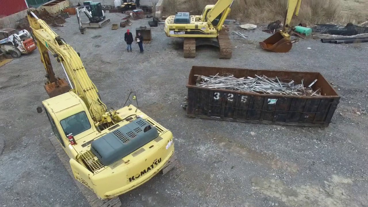 KOMATSU EXCAVATOR SERIAL NUMBER SEARCH - CONEQUIP PARTS - YouTube