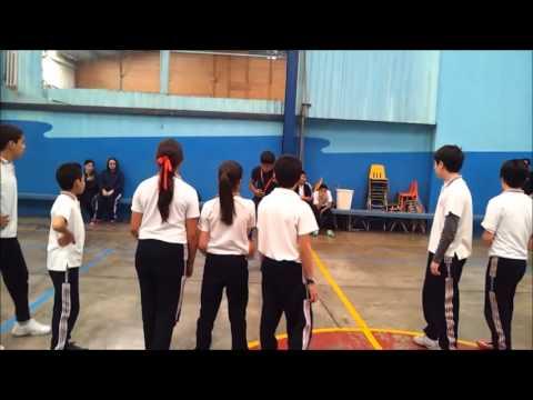 Un juego de jovenes - 2 part 6