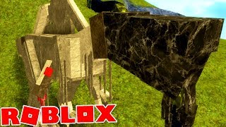 "Dinosaur Simulator (Roblox)-the Slayer mummy, voracious carnivore! ""Spinosaurus""-(#67) (EN-BR)"