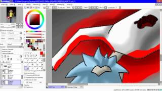 Ultimo video del Año Speed Paint (8) Rick y Morty, Morty Ma...