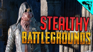 STEALTHY SOLOS - Update PlayerUnknown's Battlergrounds LIVE (SOLO gameplay)