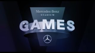 The Mercedes-Benz Stadium Games: The Competitions