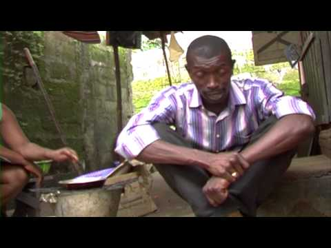 Spark Africa - 'Wonder Stove' saves firewood in Sierra Leone - Episode 5