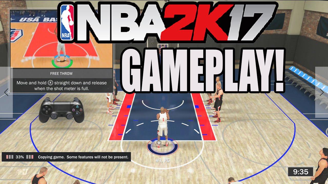 Download NBA 2k17: The Prelude 2KU Gameplay! (NBA 2k17 Gameplay!)