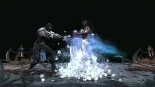 Yeni Mortal Kombat oyununa yeni Fatality ler   Mortal Kombat 2011   Websitesi com tr