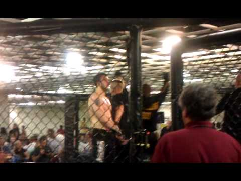 Tom krenzel fight (7) 9/23/11