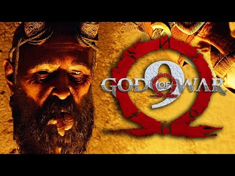GOD OF WAR 100% Full Story Walkthrough #9 - Freyas Cave/The Lake of Nine