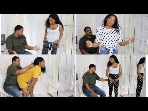 HUBBY RATES HUGE $500 FASHION NOVA HAUL| HE LIKES EVERYTHING... ALMOST