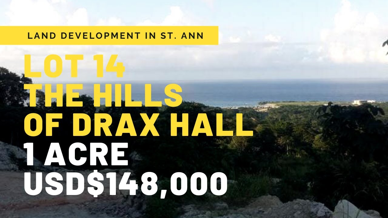1 Acre Lot in Residential Land Development - Drax Hall St. Ann