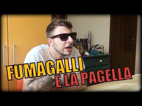 FUMAGALLI E LA PAGELLA
