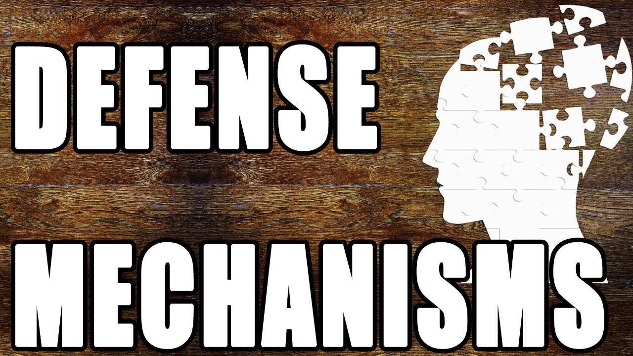 Defense Mechanisms Youtube