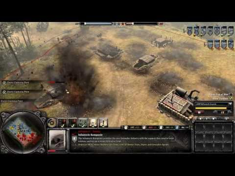 Company of Heroes 2 Online #17 Soviets vs Wehrmacht Heavy Support Counters
