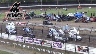 Calistoga Speedway   KWS 410 Sprints