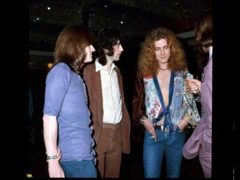 Led Zeppelin Perth Radio Interview 1972