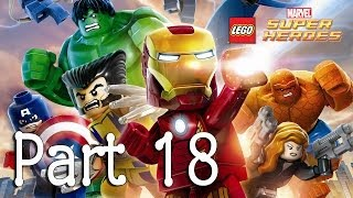 LEGO: Marvel Super Heroes - Doctor Doom ( A Doom With a View) - Part 18