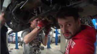 Детали «Точка Опоры» в подвеске «Subaru Forester»: тесты «Независимого эксперта». Часть 2.