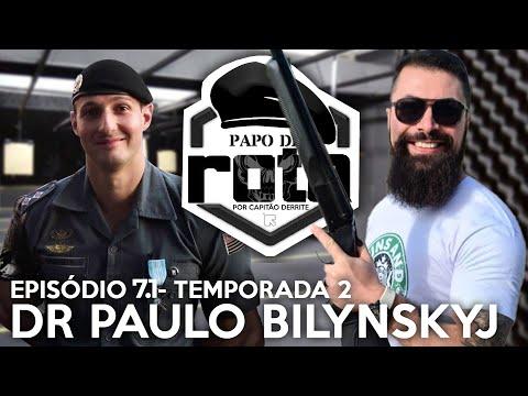 PAPO DE ROTA com Dr Paulo Bilynskyj - Episódio 7 - Parte 1