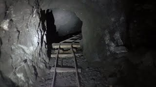 The 1000-Foot Vertical Shaft of Peril: Climbing In a Massive, Abandoned Mine
