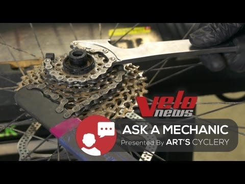 Ask A Mechanic: Removing Jammed Cassettes From Alloy Freehub Bodies
