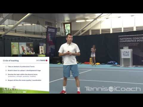 "Quality on-court coaching: ""Do the right thing at the right time"" - Beni Linder"
