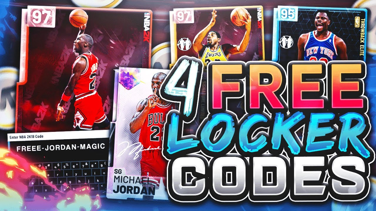 🌷 Nba 2k19 codes mobile | NBA 2k19 Locker Codes  2019-05-26