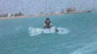 WATER SKIING IN EGYPT