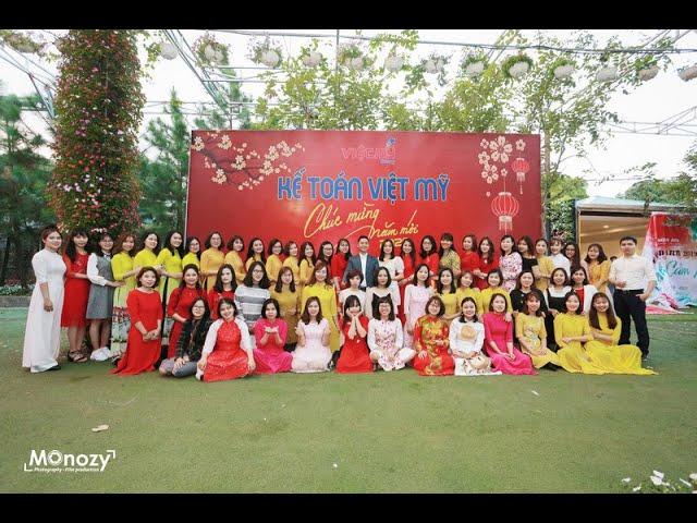 Sự kiện Year end Party cuối năm KTVM - Monozy Media