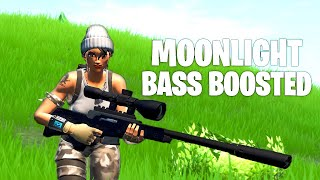 "FORTNITE MONTAGE ""Moonlight (Bass Boosted)"" ! Highlights #2"